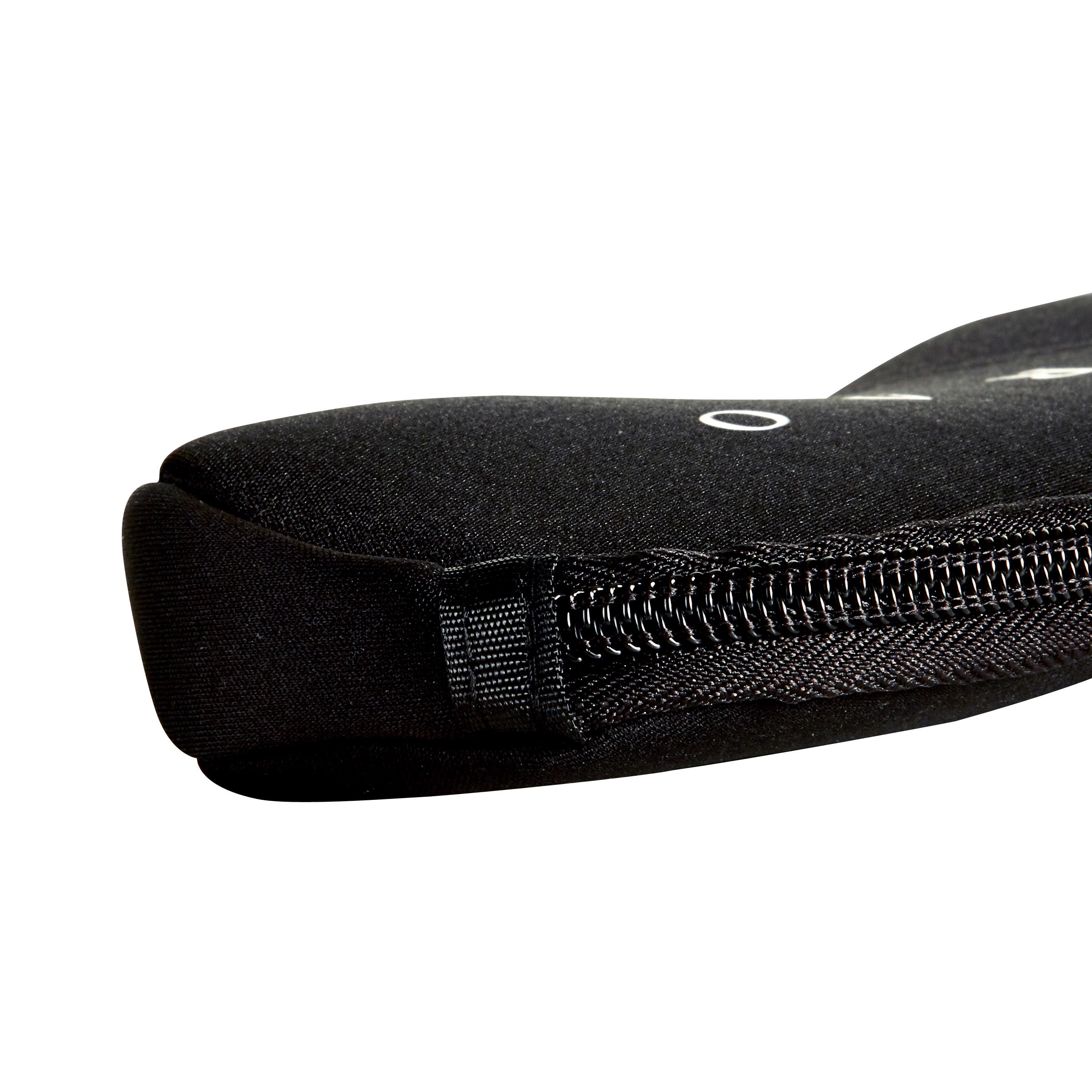 Semi-Rigid Neoprene Case For Glasses CASE 500 S - Black