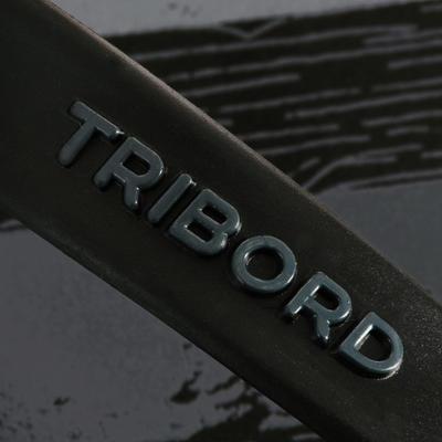 شبشب TRIBORD TO100S-أسود مطبوع