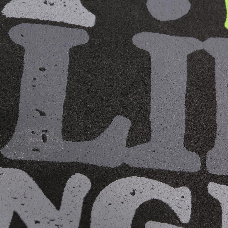 TONGS Garçon 120 Words Noir