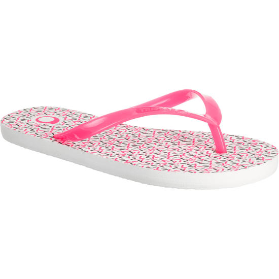 Slippers TO 100S Print Geo bl - 739712