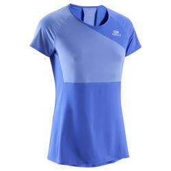 T-shirt hardlopen voor dames Run Dry+