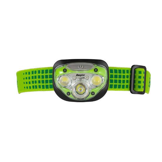 Hoofdlamp Vision HD+ groen - 740312