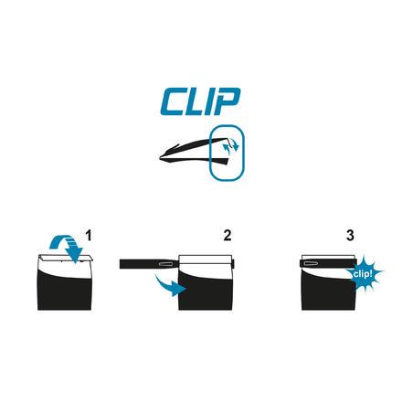 """""""CLIP & CUT"""" dugninio jauko priedai"""