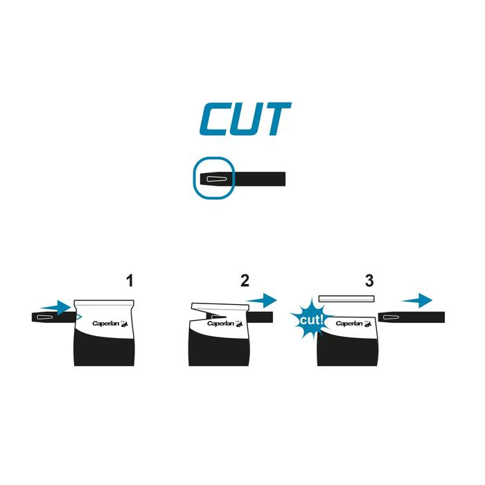 Aasaccessoire Clip and Cut