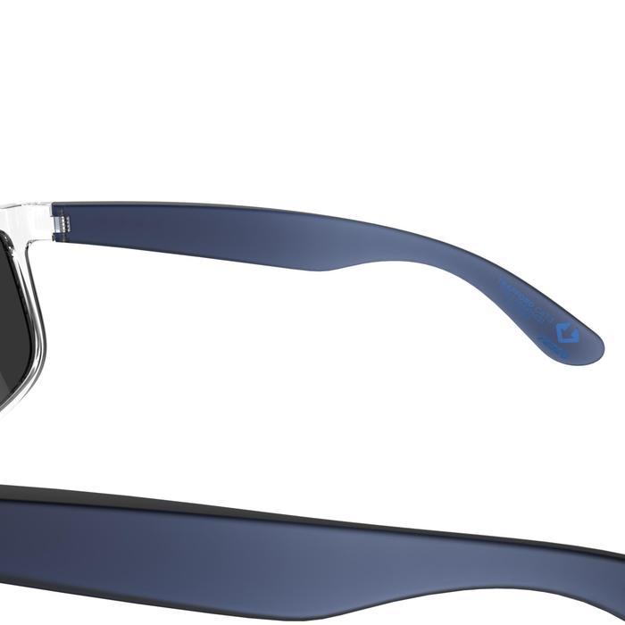 Lunettes de soleil sport adulte TRAFFORD bleues transparentes catégorie 3 - 742419