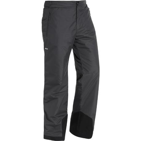 pantalon de ski de piste homme ski p pa 100 gris wedze. Black Bedroom Furniture Sets. Home Design Ideas