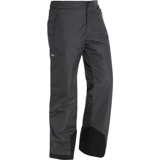 Heren skibroek Firstheat grijs - 742840