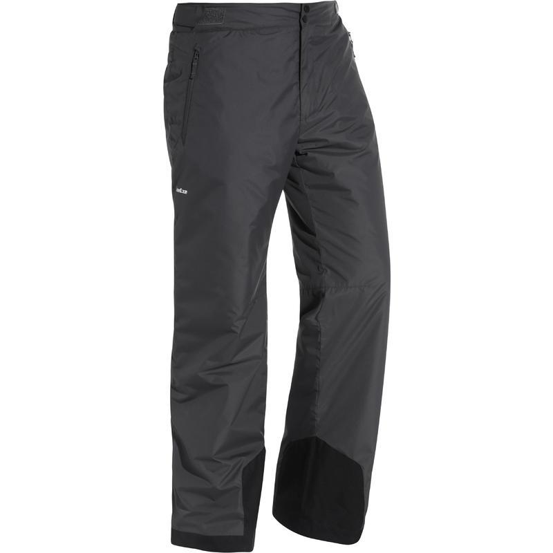 กางเกงสกีผู้ชายรุ่น D-Ski 100 (สีเทา)