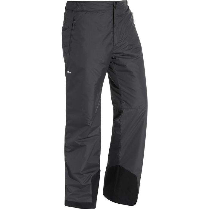 Pantalon ski homme First heat dark grey - 742840
