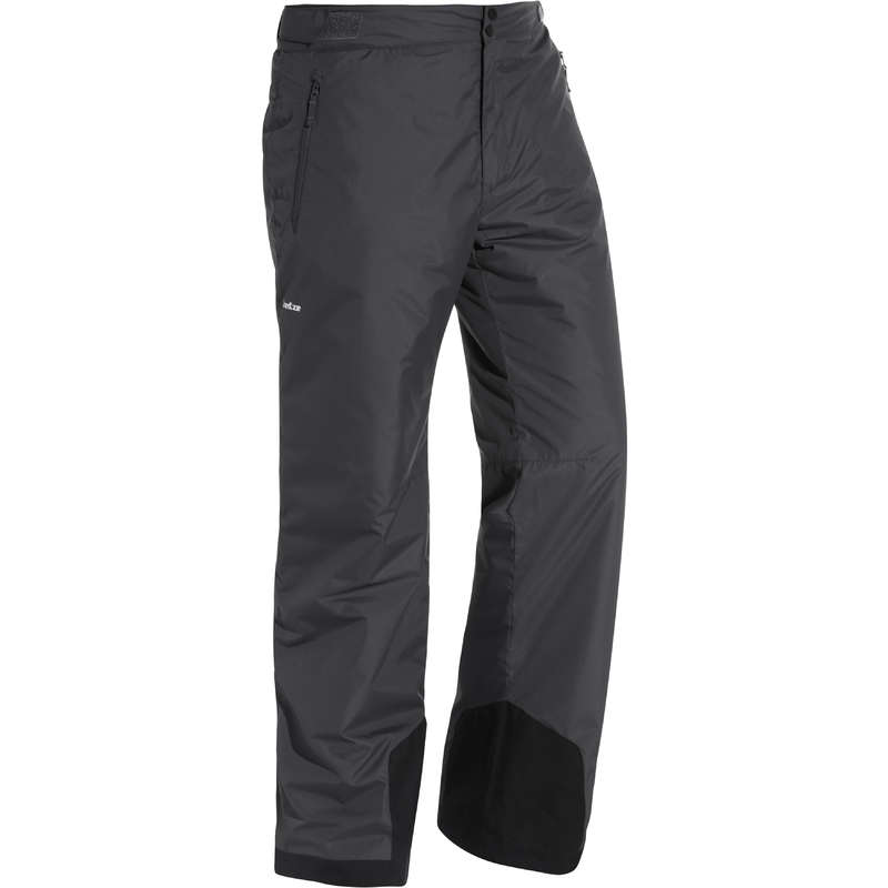 MEN'S JACKETS OR PANTS BEGINNER SKIERS Skiing - First Heat Men's Ski Trousers WEDZE - Ski Wear