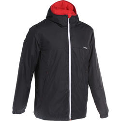 MEN'S SKI JACKET 100 - BLACK