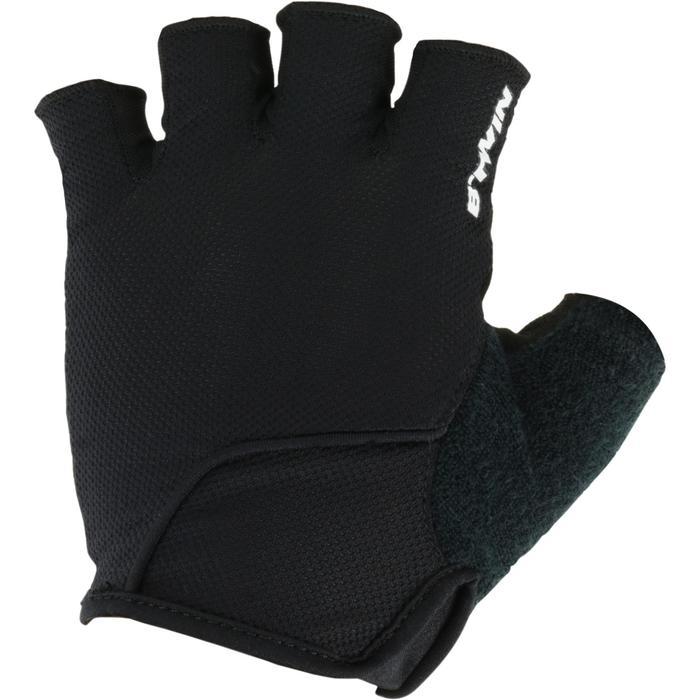 Fietshandschoenen race 500 zwart
