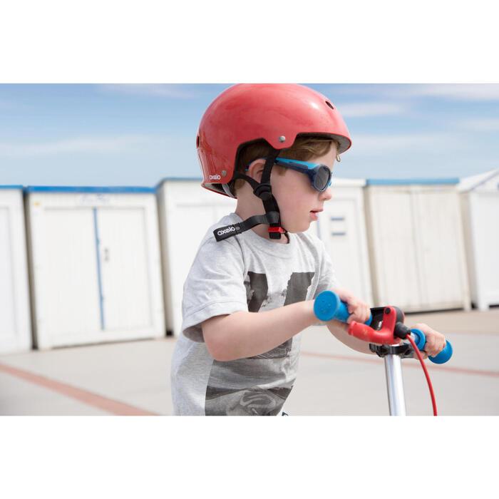 Lunettes de soleil randonnée enfant 3-6 ans KID 500 roses catégorie 4 - 742999