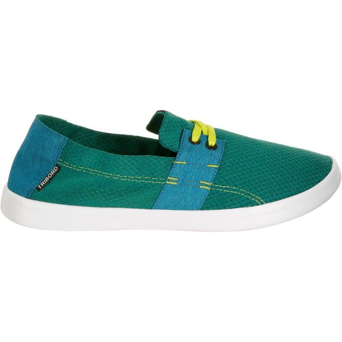 Zapatillas de playa hombre AREETA Verde Azul Lima