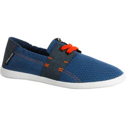 AREETA JR Boys' Shoes - Blue/Orange