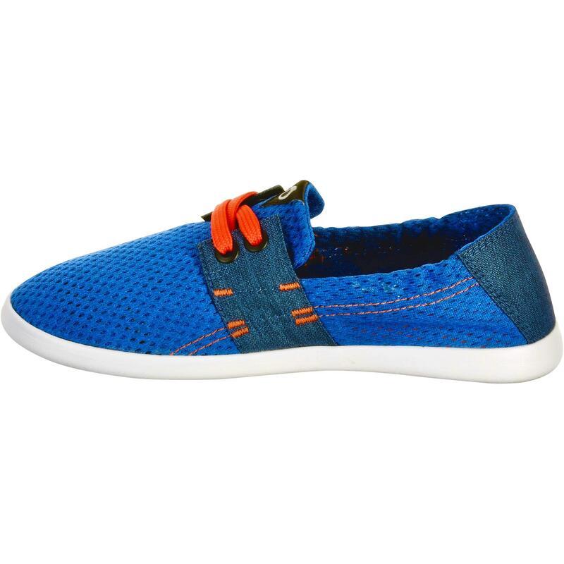 Junior SHOES AREETA Blue Orange