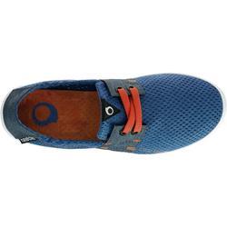 兒童款鞋AREETA-藍色/橘色