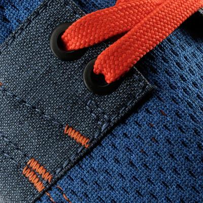 AREETA נעלי ילדים - כחול כתום