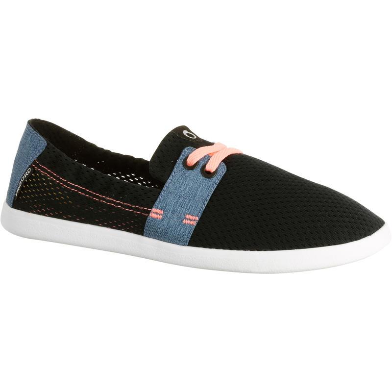 chaussures de sport cd67f 89bca - CHAUSSURES Femme AREETA Noir