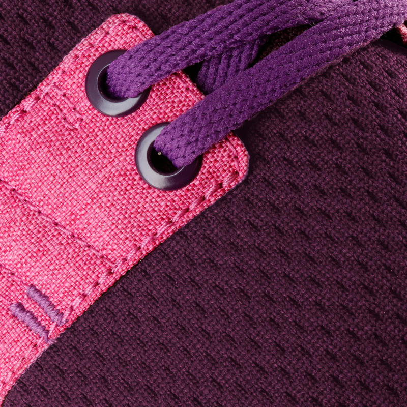 AREETA W women's beach shoes - Purple