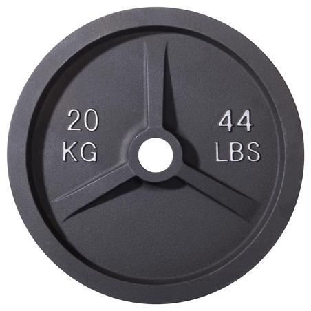 50 mm Cast Iron Weight Disc Plate