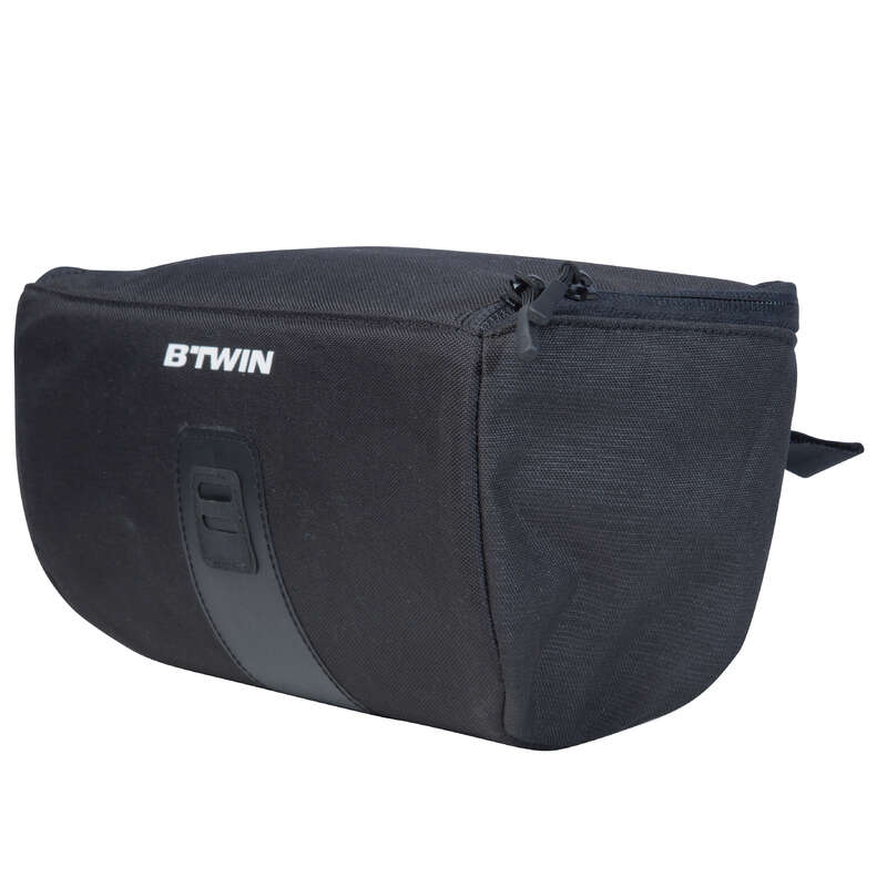 FRAME / HANDLEBAR LUGGAGE Cycling - 100 Bike Handlebar Bag - 2.5L RIVERSIDE - Cycling