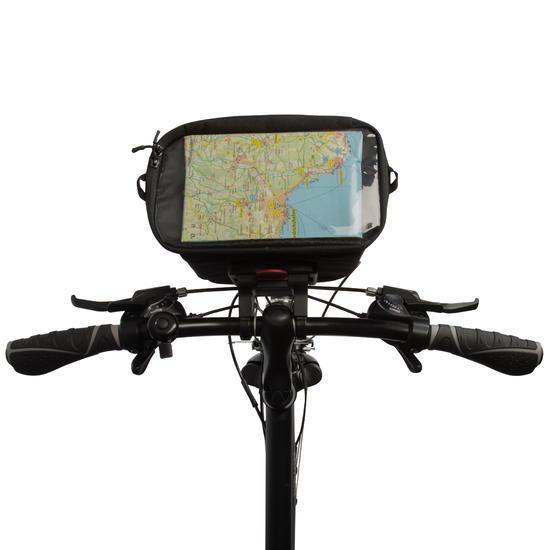 700 Bike Handlebar Bag 6l Bike Saddle Frame And Handlebar Bags