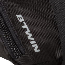 100 Cycling Saddle Bag 0.5L - Black