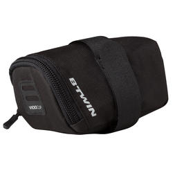 100 Cycling Saddle Bag 0.5 L - Black