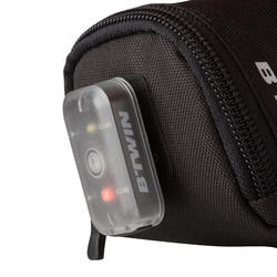 100 Cycling Saddle Bag 0.5 L - Black