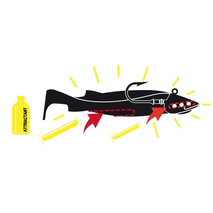 Tête plombée pêche en mer BIGA JIGHEAD 40G X 7 - 7441