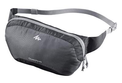 Travel Ultra-compact Bum bag - Grey