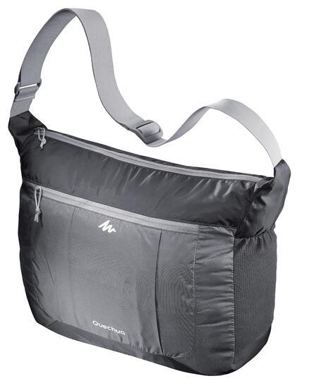 Compacte schoudertas voor trekking - 744354