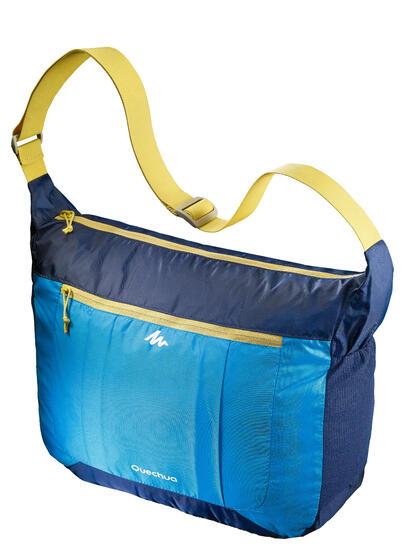 Compacte schoudertas voor trekking - 744357