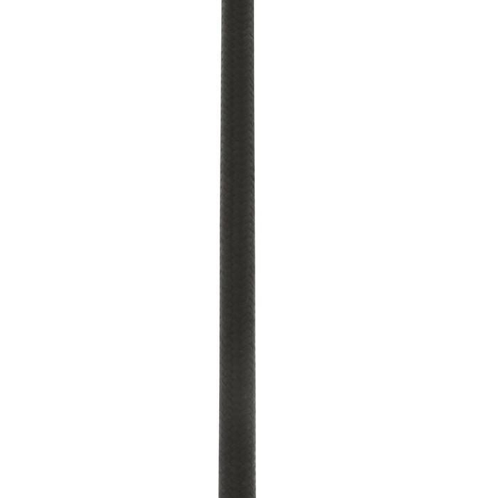 Cravache équitation GEL bleu - 65 cm
