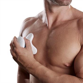 Mano de masaje electrónica