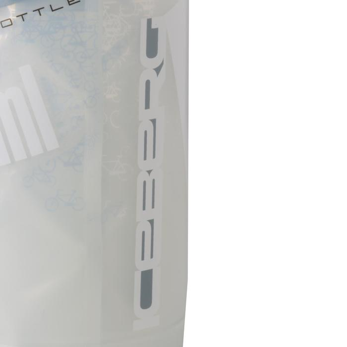 Bidon racefiets Isolerend Iceberg 650 ml wit