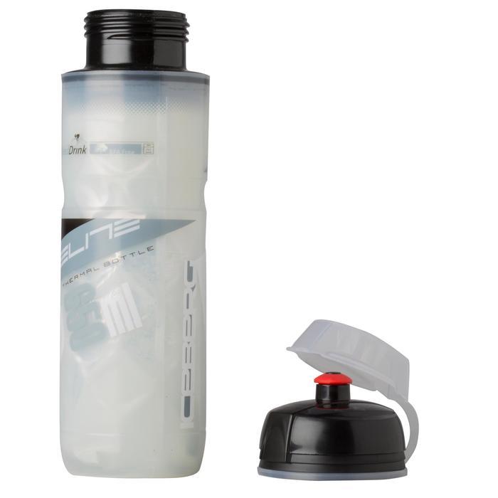 Bidon vélo isotherme Iceberg 650ml blanc