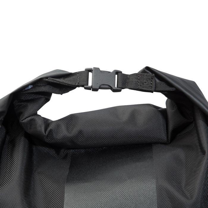 Fahrradtasche 500 für Gepäckträger wasserdicht 20l schwarz