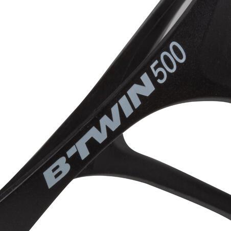 Porte-bouteille vélo500 noir