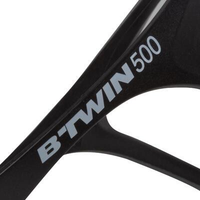 Soporte caramañola bicicleta 500 negro