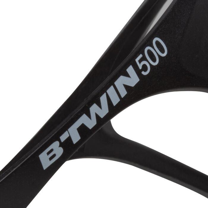 Portabidón bicicleta 500 negro