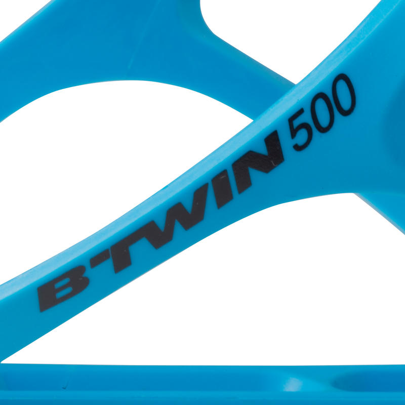 500 Bike Bottle Cage - Blue