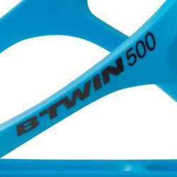 Portabidón bicicleta 500 azul