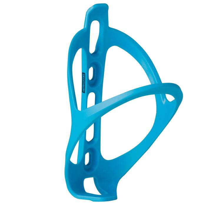 Portabidón Bicicleta Triban 500 Azul Cian Plástico