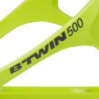 500 Bike Bottle Cage Neon Yellow