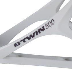 500 Bike Bottle Cage White