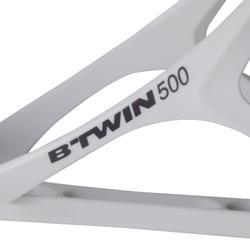 Bidonhouder fiets 500 wit