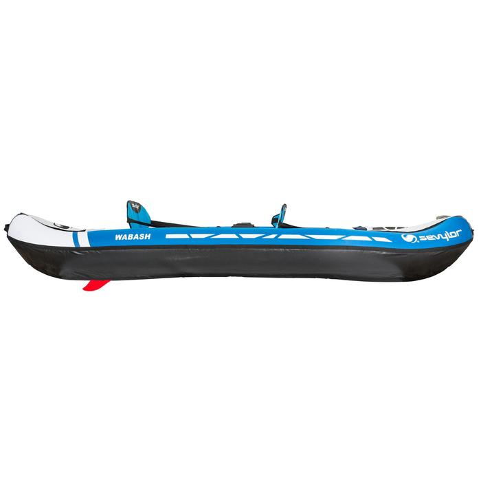 CANOE KAYAK GONFLABLE WABASH 2 Places BLEU