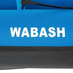 CANOE KAYAK GONFLABLE WABASH 2 PLACES BLEU
